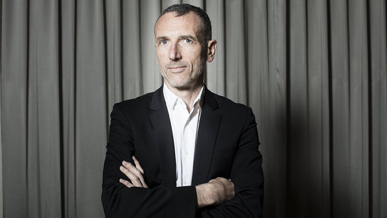 Emmanuel Faber, PDG du Groupe Danone.