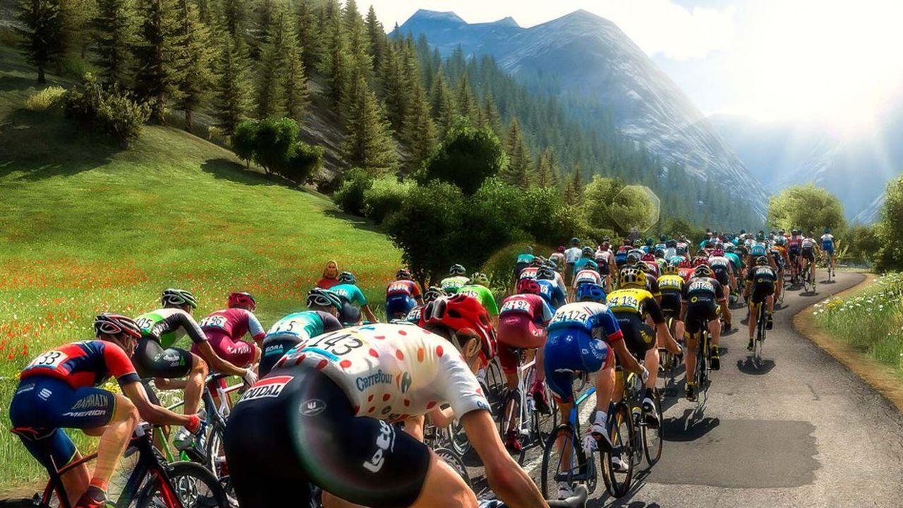 «Pro Cycling Manager, c'est 200.000 à 300.000ventes tous les ans», déclare Alain Falc, PDG fondateur de Bigben Interactive.