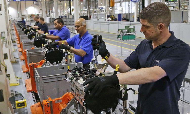 Après avoir assemblé de nombreux modèles de véhicules, l'usine Ford de Dagenham ne fabrique plus que des moteurs diesels