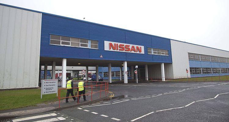 Avec 7.000 salariés, l'usine Nissan de Sunderland est l'une des plus importantes du pays