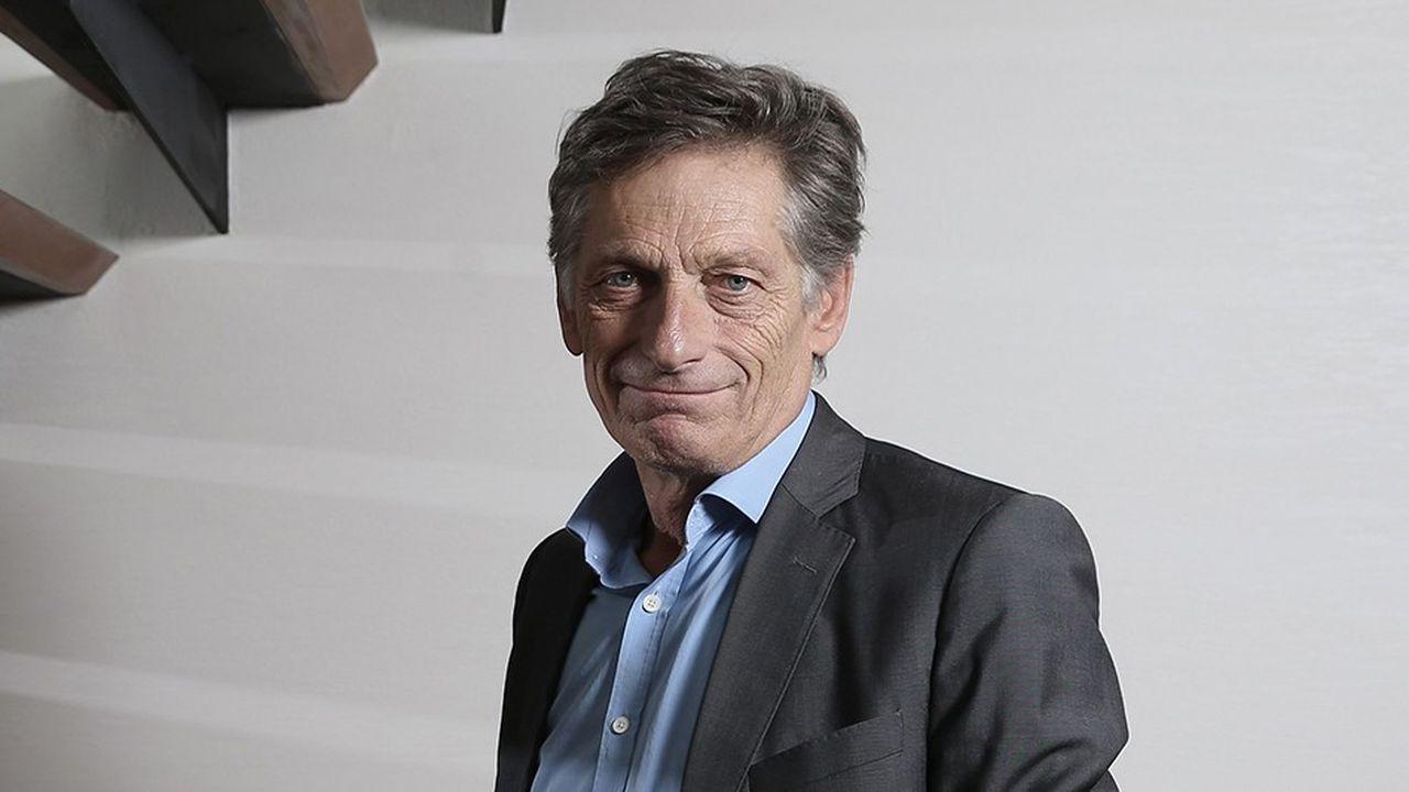 Nicolas de Tavernost est chez M6 depuis la création de la chaîne.