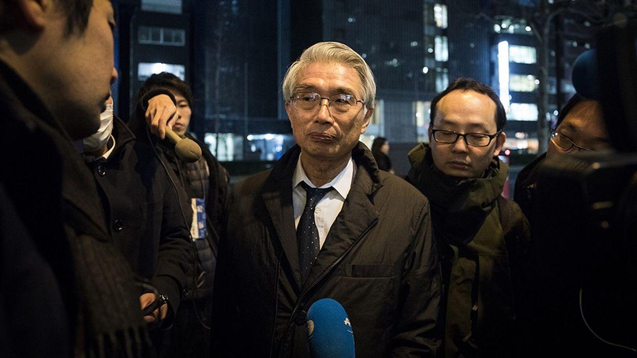 Reconnaissant qu'il n'avait pas encore eu le temps de consulter l'ensemble du dossier Junichiro Hironaka a déjà pointé les «bizarreries» de l'affaire Ghosn et particulièrement le rôle joué par Nissan dans la construction de l'accusation..
