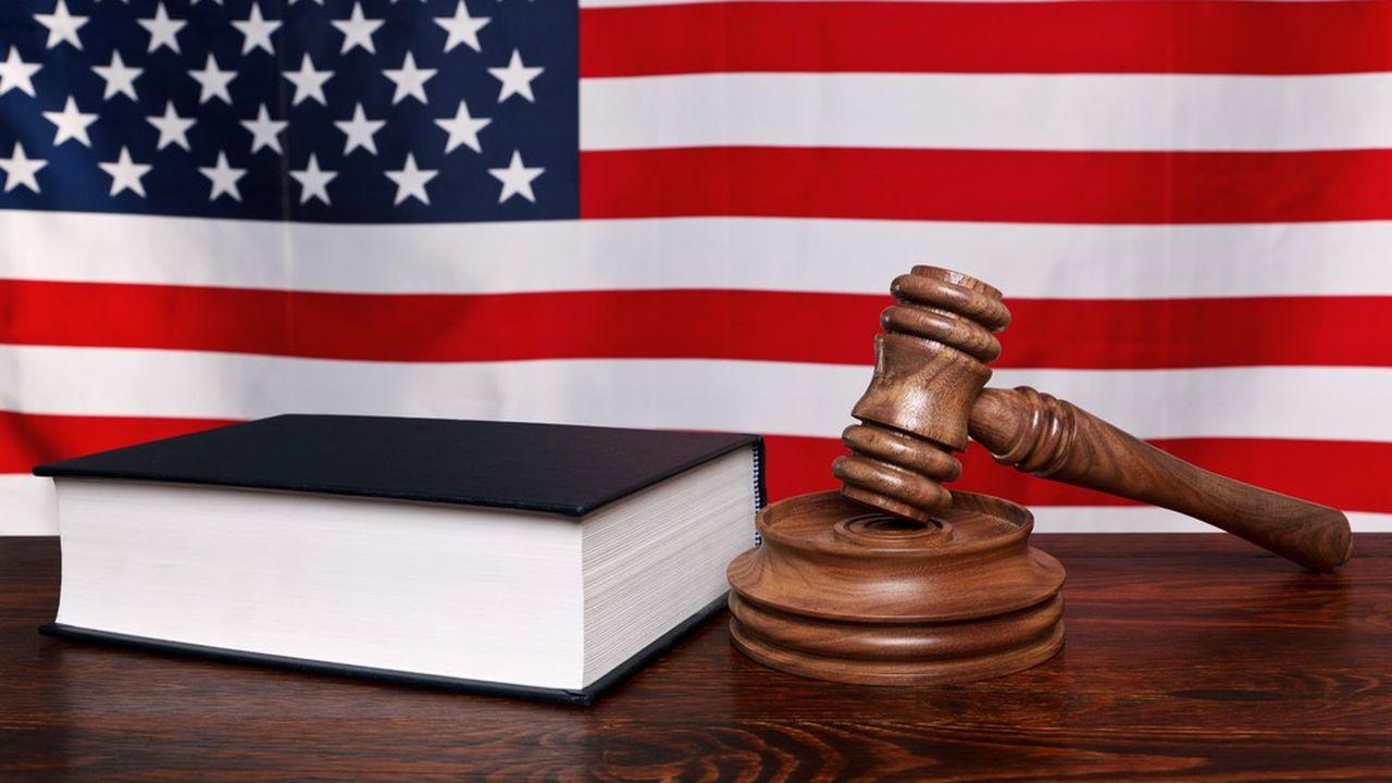 La justice américaine s'est révélée particulièrement sévère contre les banques.