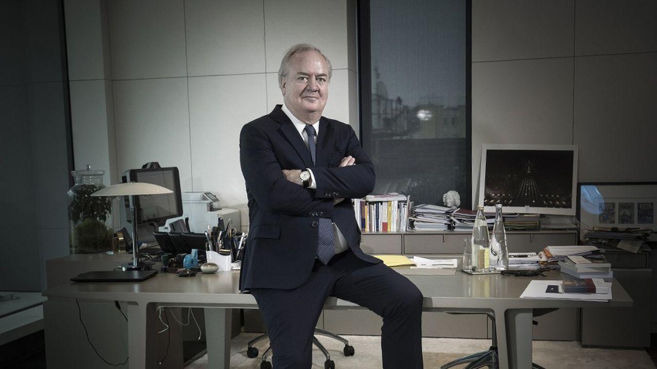 «SCOR poursuit sa création de valeur et reste maître de sa destinée», a insisté Denis Kessler, le PDG du cinquième réassureur mondial