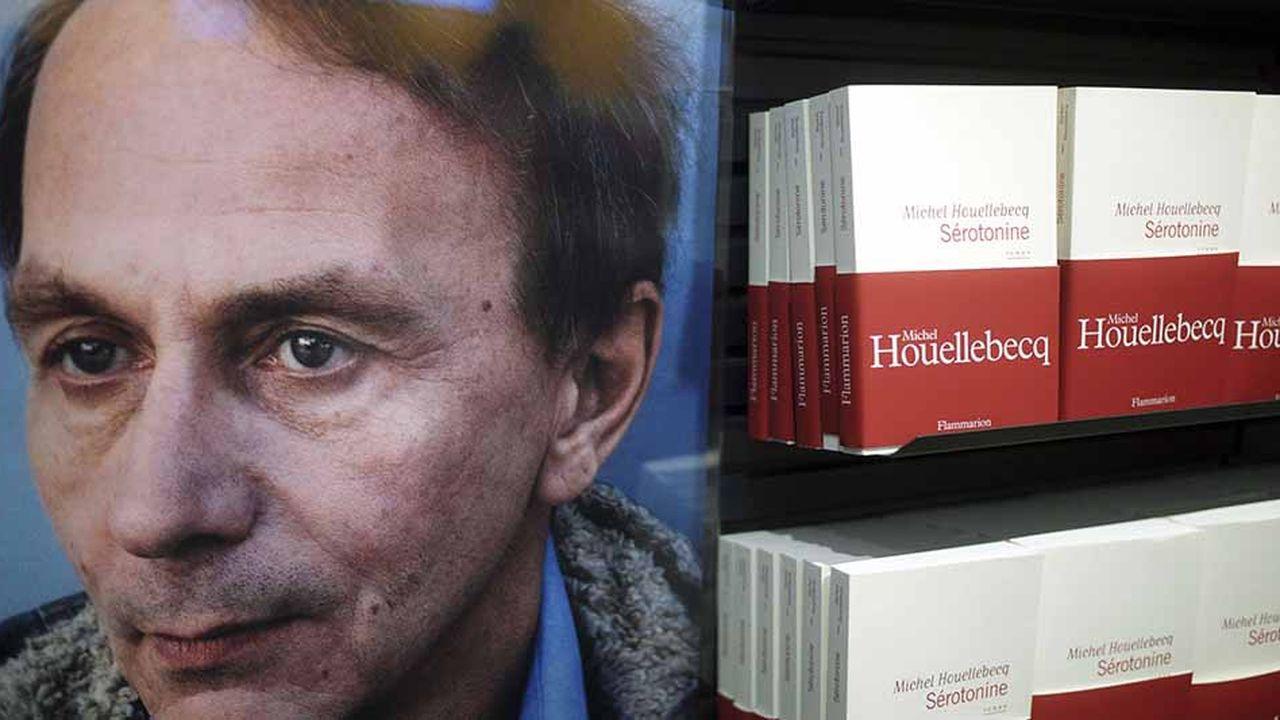 Le succès éclatant de «Sérotonine», avec plus de 285.000exemplaires vendus, a écrasé la rentrée littéraire de janvier.