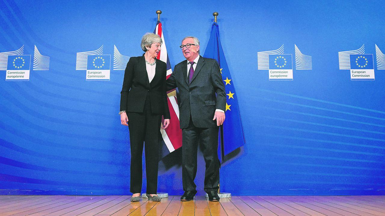 Le président de la Commission européenne, Jean-Claude Juncker, n'anticipe pas de percée sur le Brexit de sa rencontre avec Theresa May mercredi 20 février à Bruxelles.