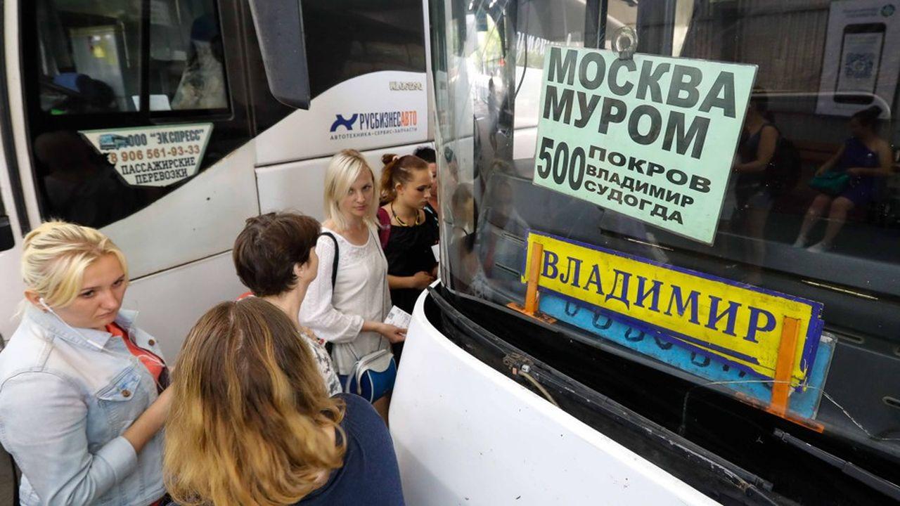 Dans le plus grand pays du monde, le marché du transport par autocars longue distance est estimé à près de 2milliards de dollars.