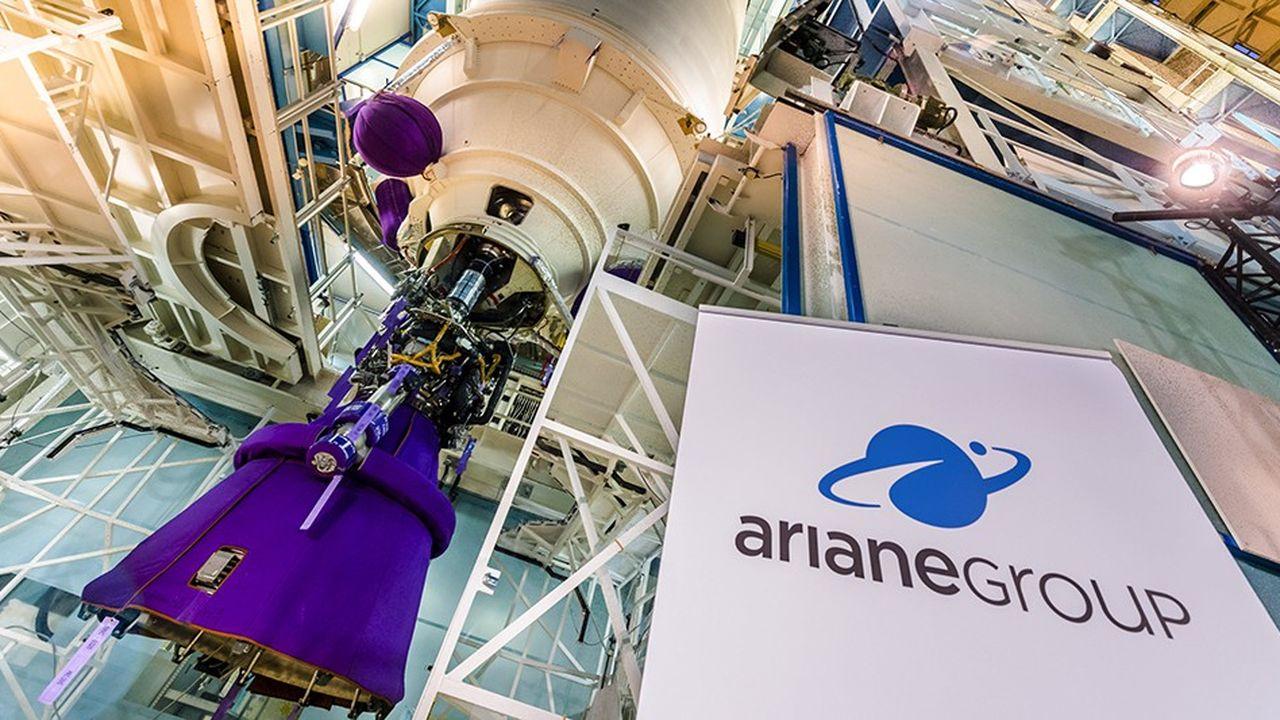 ArianeGroup développe à une vitesse recordle nouveau moteur Prometheus pour la propulsion de sesfutures fusées.