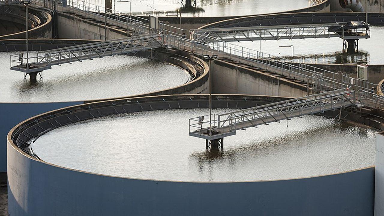 En France, 25% de l'eau potable qui circule dans les tuyaux souterrainsn'arrive pas à ses destinataires.