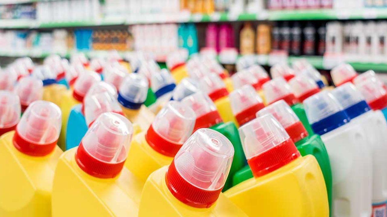 Certaines marques de lessive seront contenues dans des emballages 100% recyclables.