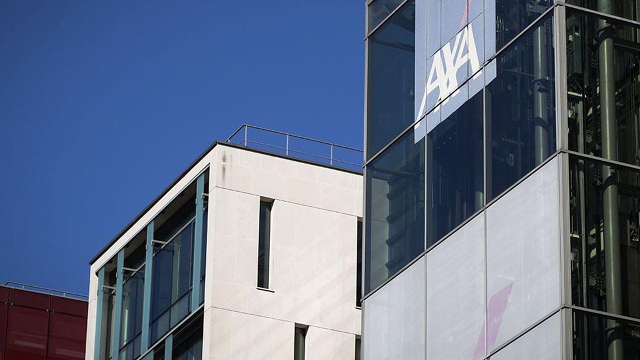 Le chiffre d'affaires d'AXA a augmenté de 4% l'an dernier, à 103milliards d'euros