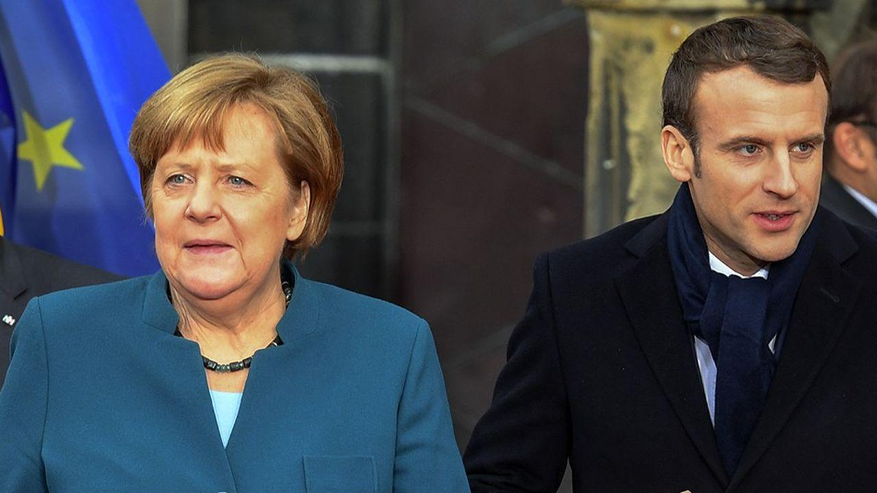 Pour parvenir à un accord, l'Allemagne et la France ont dû faire preuve de créativité afin de combiner leurs exigences parfois antagoniques