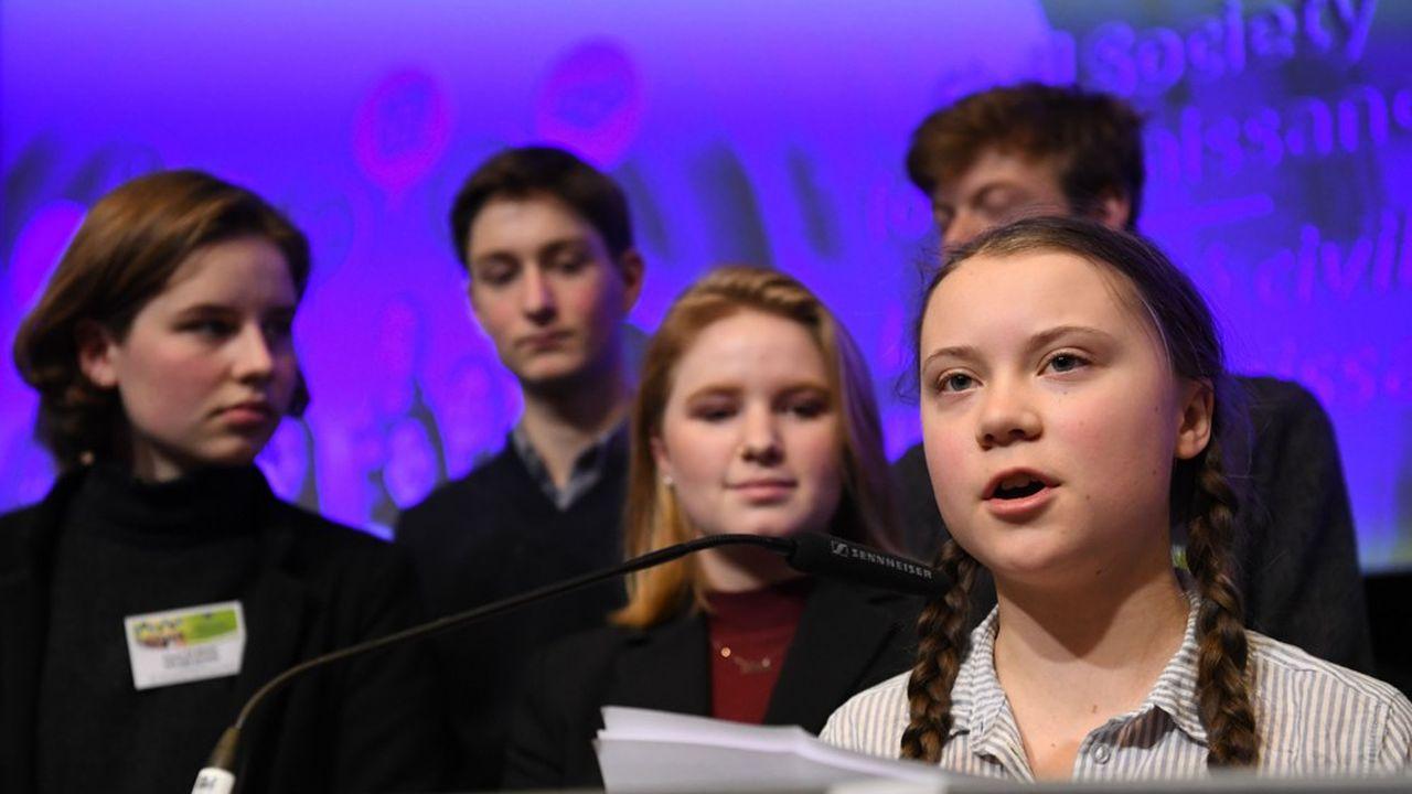 A Bruxelles et Paris, les jeunes « chauds comme le climat » mettent la pression