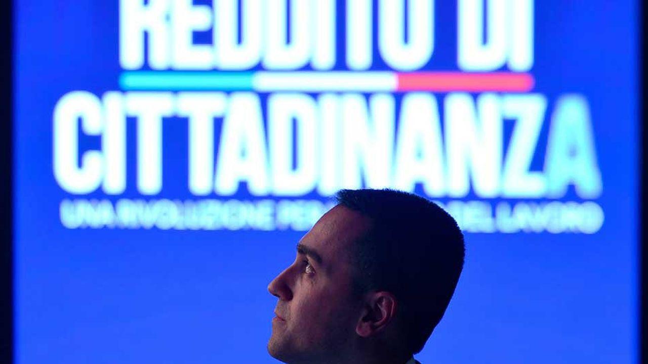 Les nuages s'accumulent sur le Mouvement 5 Etoiles en Italie, et les opinions favorables au mouvement deLuigi Di Maio se sont effondrées à 22%.