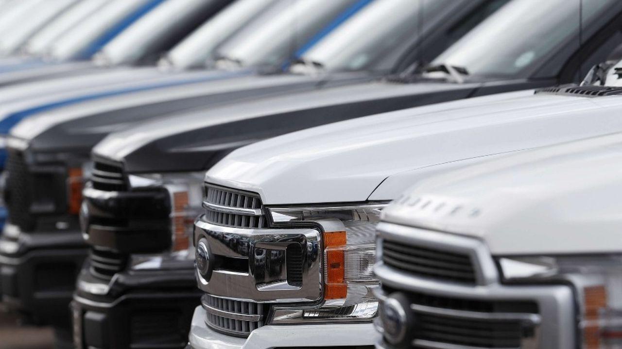Le pick-up Ford F-Series est seul véhicule qui, dans le monde, a dépassé la barre du million de ventes. Il devance une citadine, la Toyota Corolla.