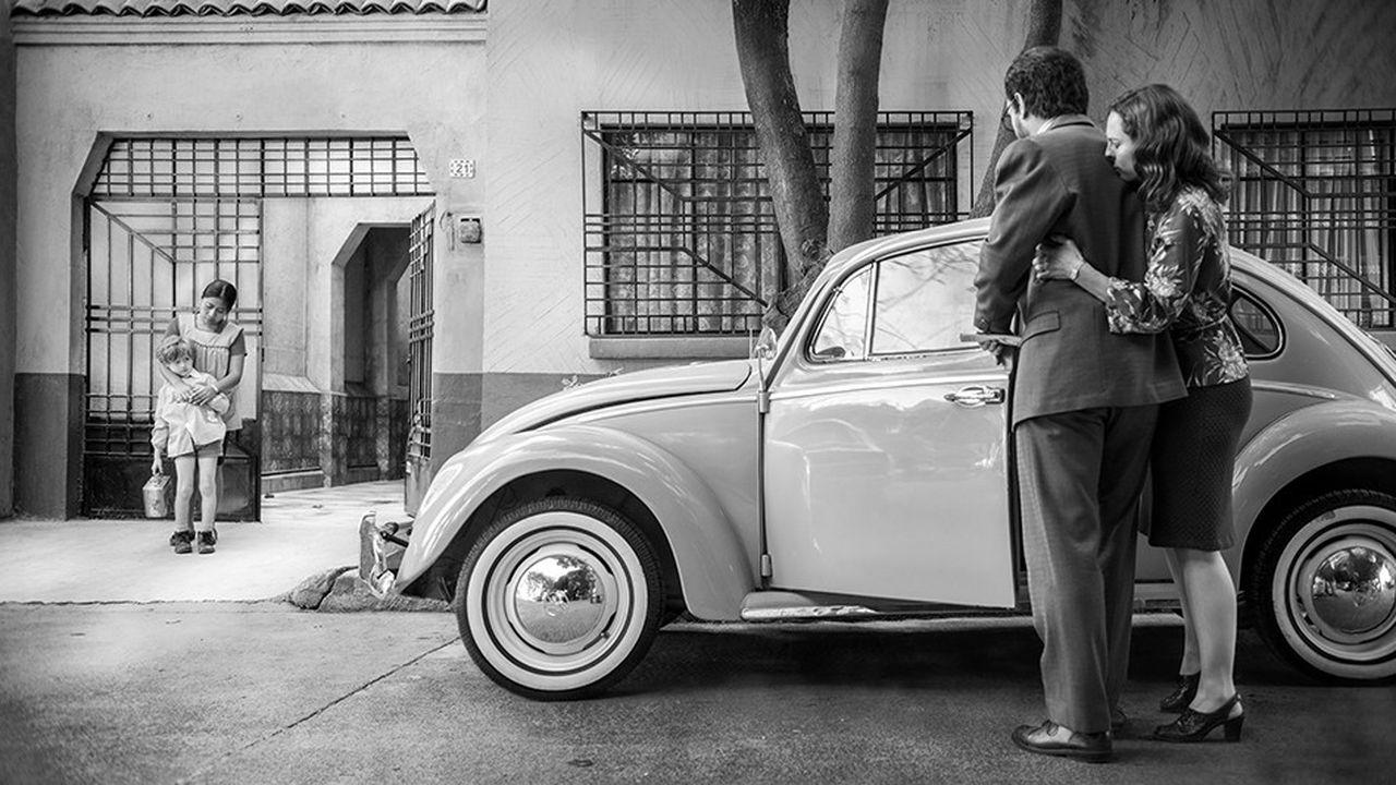 Le film «Roma», produit par Netflix, a été nommé dans dix catégories, dont celles du meilleur film et du meilleur film étranger