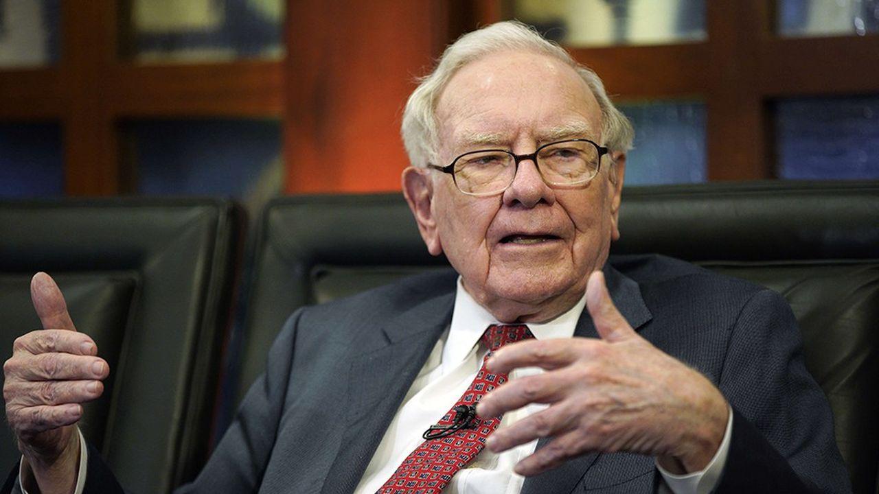 En moins de deux mois, «l'oracle d'Omaha», Warren Buffet (photo), pourrait encaisser les pires pertes qu'il ait jamais subies sur les marchés
