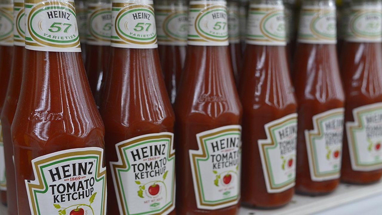 Les ventes de Kraft Heinz ralentissent, ce qui a conduit le groupe à déprécier certains actifs.