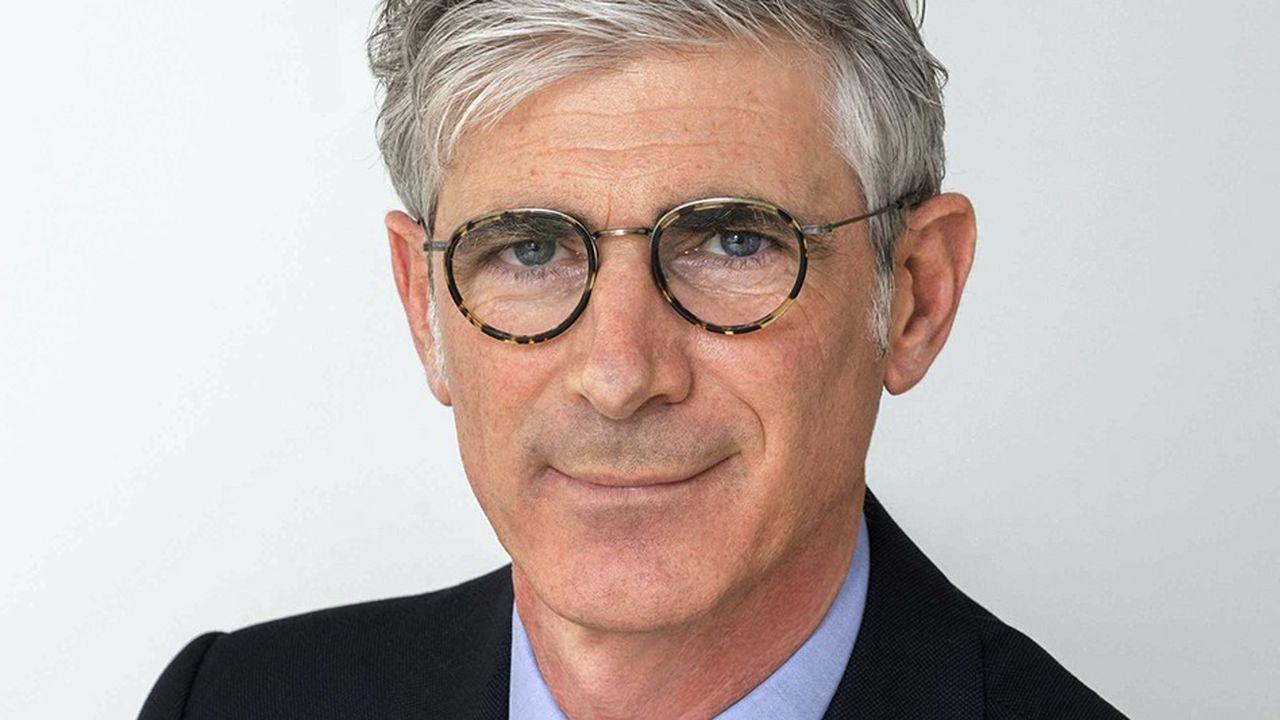 Stéphane Dedeyan, directeur général du groupe Vyv.