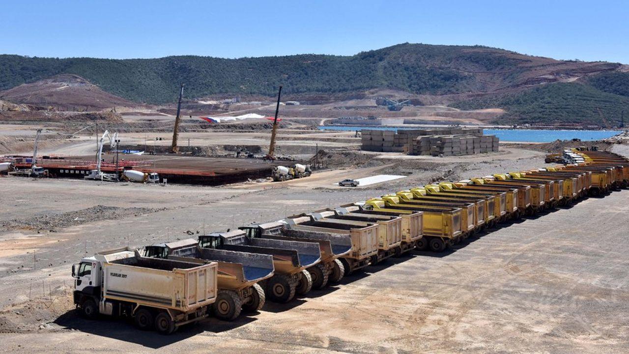Assystem a engrangé plusieurs contrats avec Rosatom pour le projet de construction d'Akkuyu, la première centrale nucléaire en Turquie.