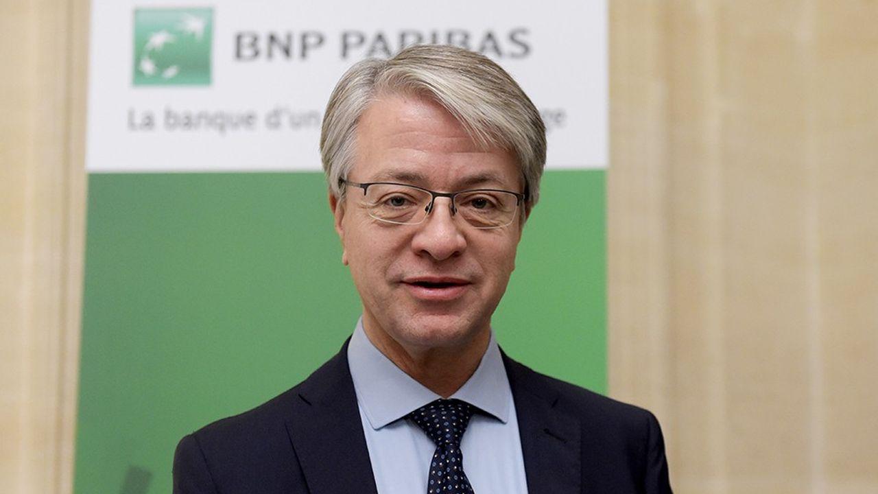 BNP Paribas, que dirige Jean-Laurent Bonnafé (photo) a vu son activité de financement et d'investissement souffrir en 2018. Mais le géant bancaire entend intensifier sa présence auprès de la clientèle «corporate» du Vieux Continent.