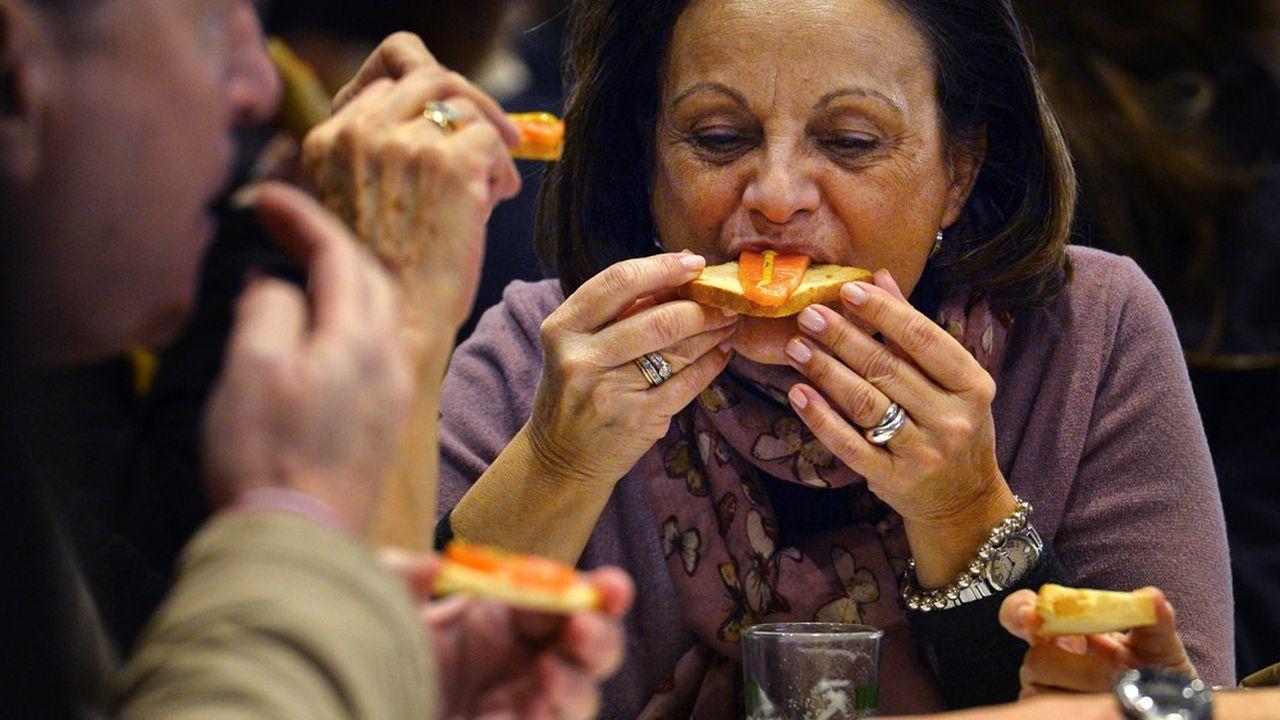 L'alimentation des Espagnols explique en partie leur bonne santé.