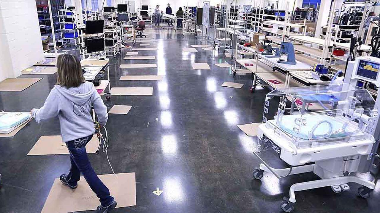 L'unité « Healthcare », qui fait partie de GE Life Sciences, fournit des produits et des services pour la recherche pharmaceutique et le développement de traitements