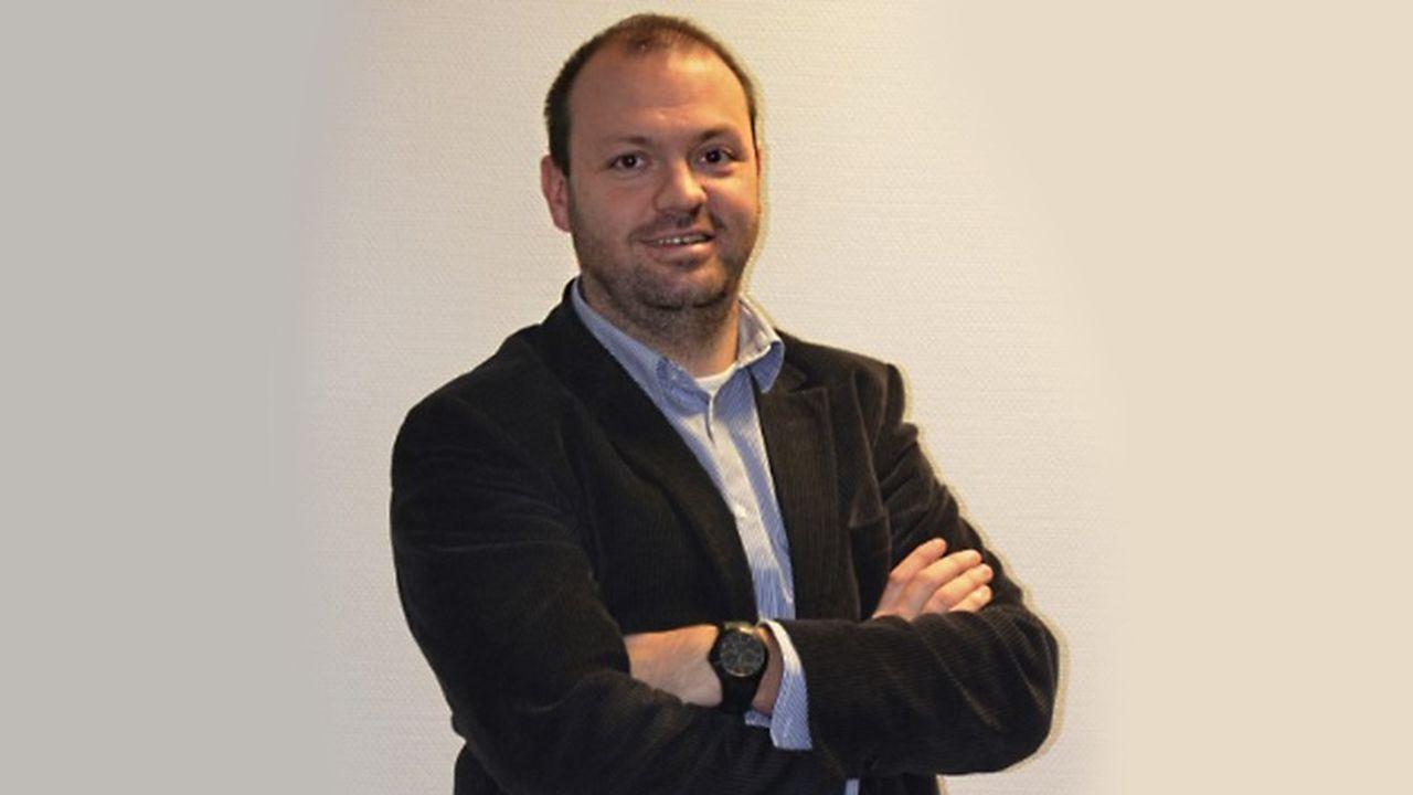 Jean-Nicolas Piotrowski, le président d'ITrust.