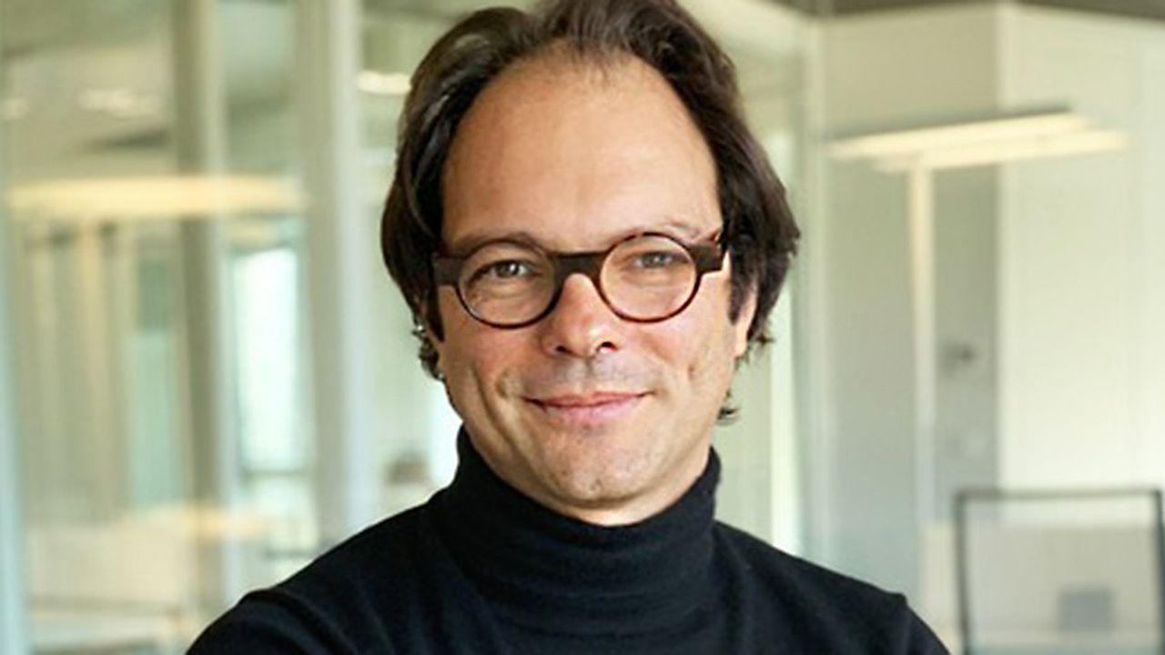 Marc Norlain, le président d'Ariadnext.