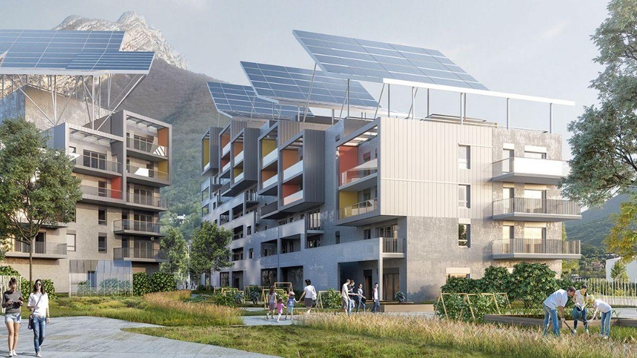 L'ABC du bâtiment autonome se décline à Grenoble
