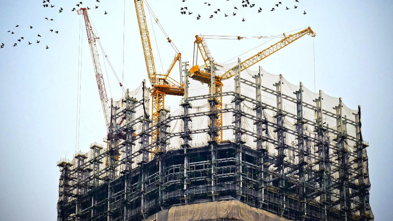 Quand les nouvelles technologies aident à construire des bâtiments