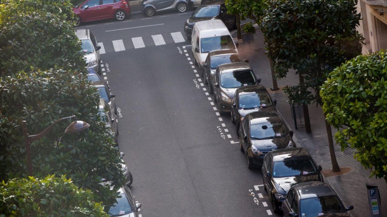 Ces applis qui aident à se garer en ville