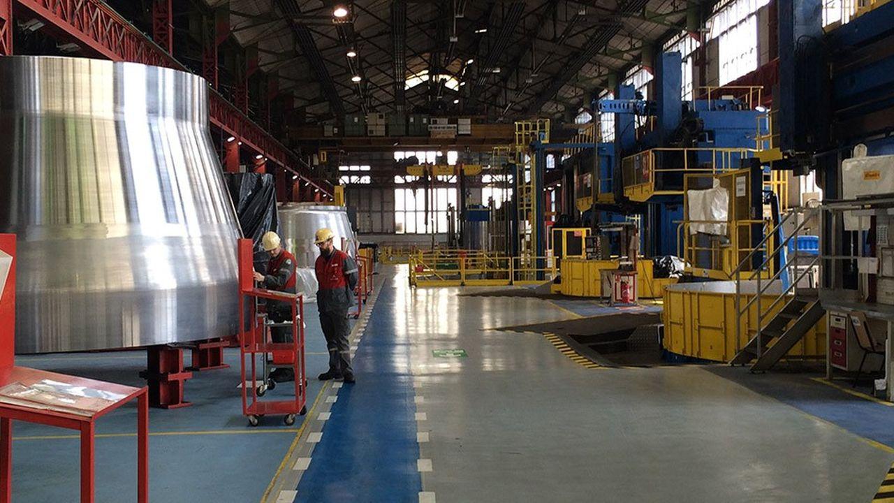 Le choix d'EDF d'octroyer à MHI un contrat de fabrication de générateurs de vapeur au détriment de Framatome a ému les syndicats mais pas Bernard Fontana. «Nous devons d'abord donner confiance en notre capacité à livrer», assume l'industriel.
