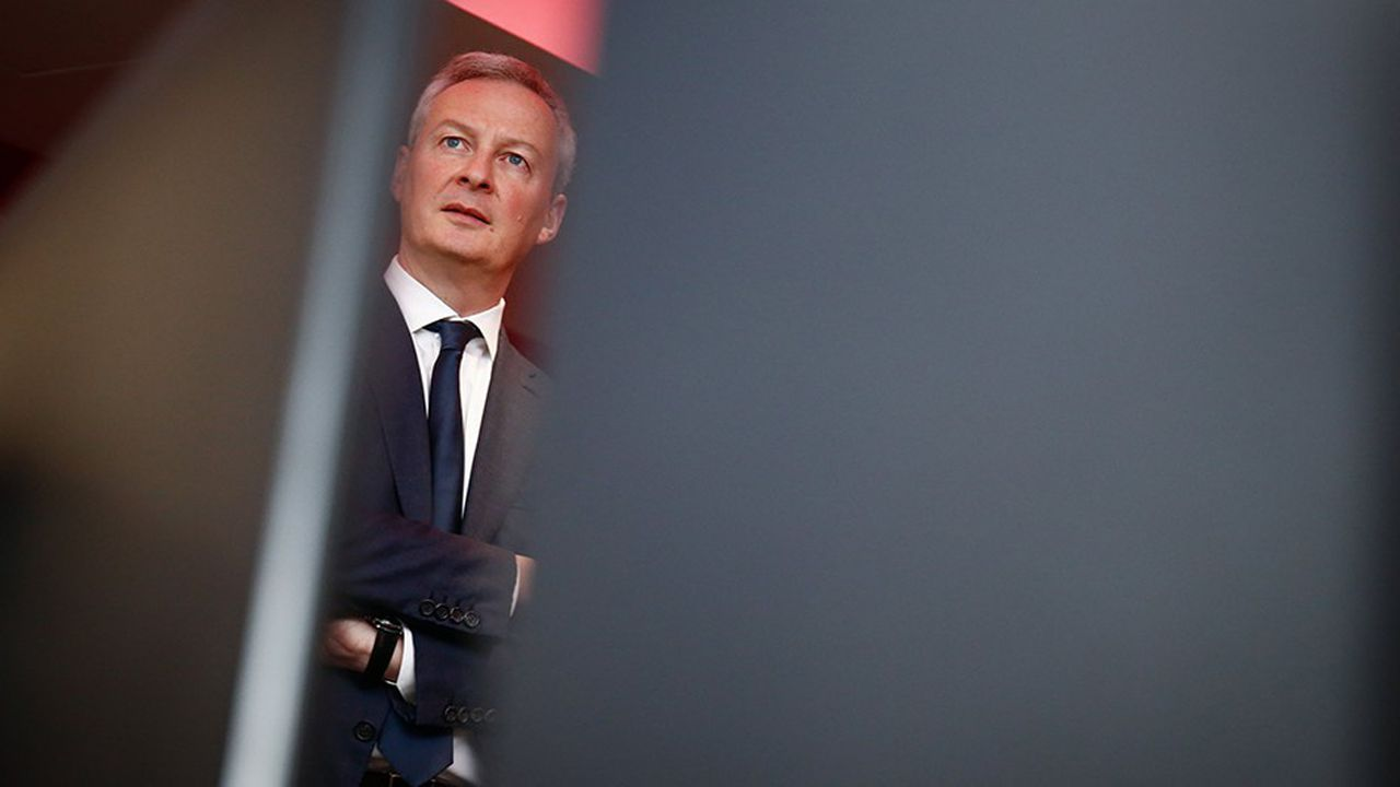 « Nous avons réussi à stabiliser l'emploi industriel en France depuis deux ans », défend Bruno Le Maire, ministre de l'Economie.