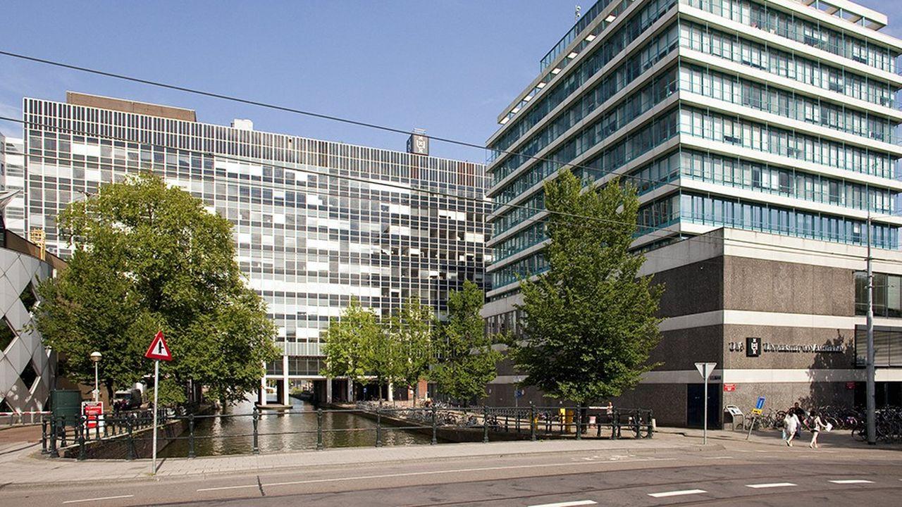 A l'Université libre d'Amsterdam, seuls six étudiants de première année se sont inscrits en littérature et civilisation néerlandaises la dernière année universitaire