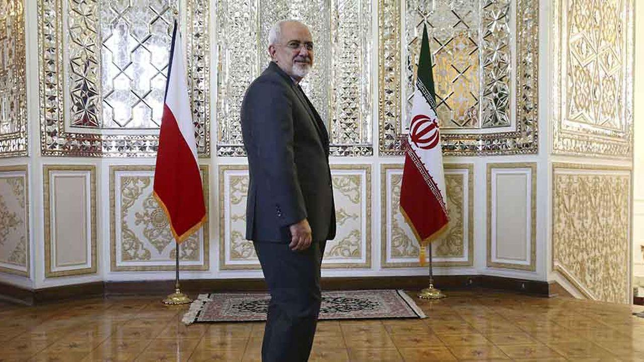 Le ministre des Affaires étrangères iranien, ancien ambassadeur à l'Onu, a été l'un des architectes de l'accord sur le nucléaire de 2015.