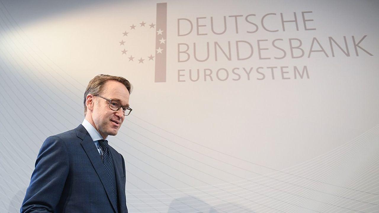 Le gouvernement allemand a proposé à Jens Weidmann, qui dirige depuis 2011 la Bundesbank, de reconduire son mandat.
