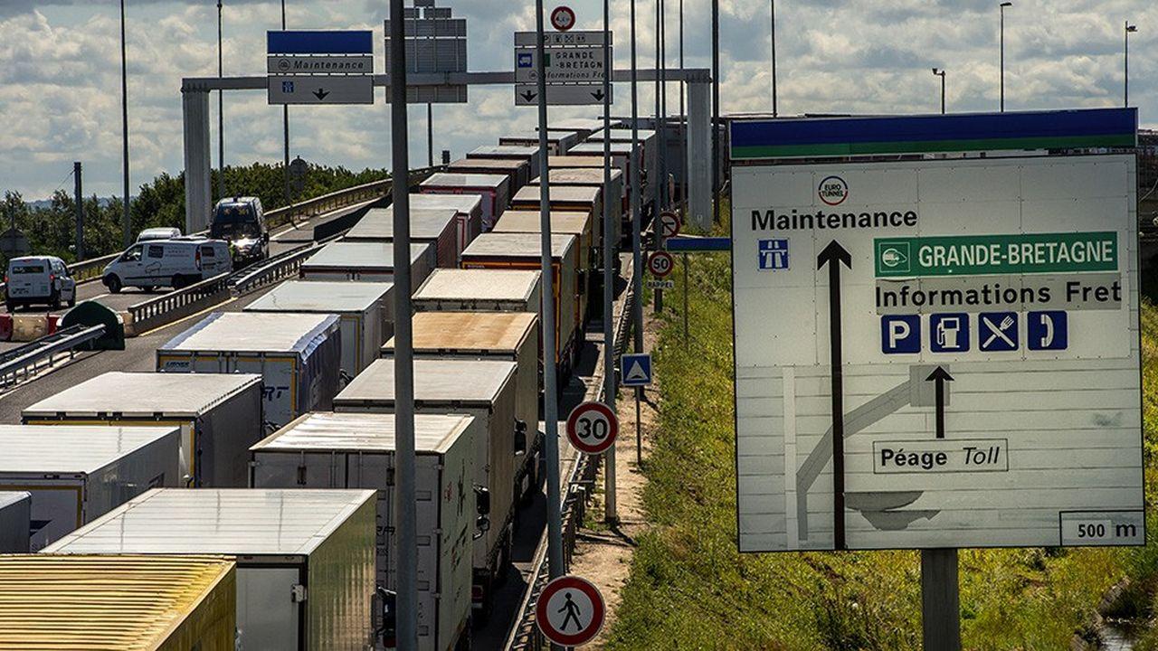 L'Union européenne veut éviter que le Brexit crée la pagaille à Calais.