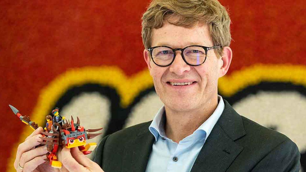 Niels B. Christiansen, directeur général de Lego, a réitéré les engagements du géant danois du jouet en matière de développement durable. D'ici 2030, toutes les briques seront fabriquées en matières renouvelables. Le groupe en fabrique déjà 83 sortes dans un plastique végétal obtenu à partir de canne à sucre.