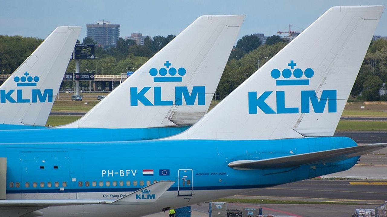 KLM a presque doublé son chiffre d'affaires et son trafic depuis son mariage avec Air France, il y a 15 ans.