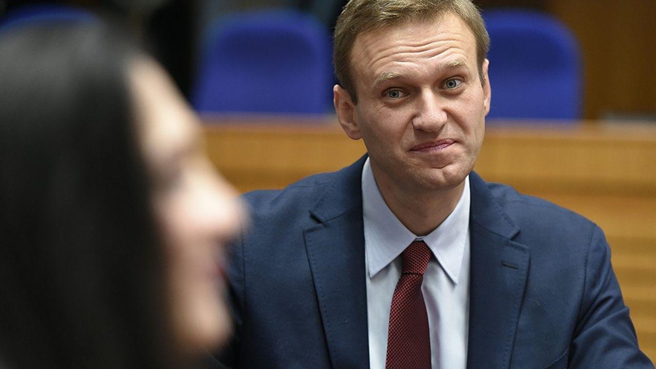 Pour Alexei Navalny, les sanctions occidentales ont été prises de manière «chaotique» et «incompréhensible».