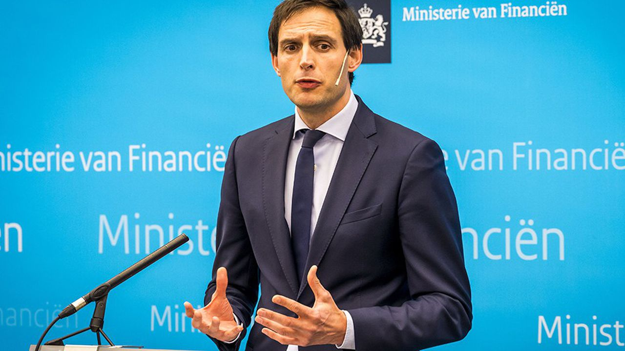 Le ministre des Finances Wopke Hoekstra a été à la manoeuvre pour la montée de l'Etat néerlandais au capital d'Air France - KLM.