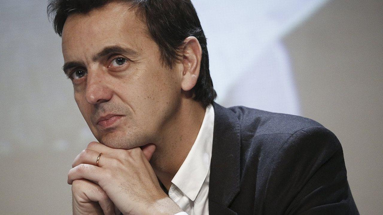 Bertrand Gié, président du Geste et directeur délégué du pôle news au Figaro.