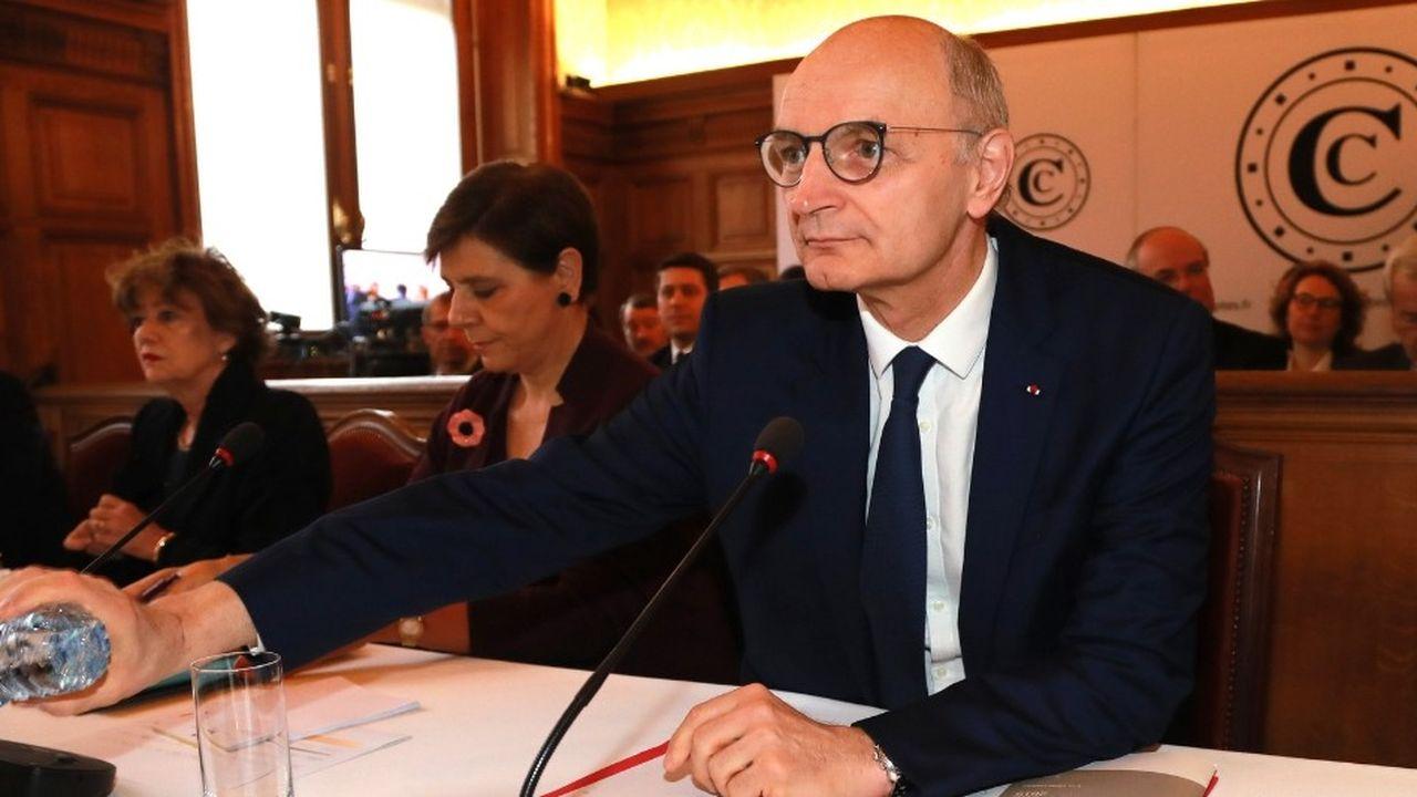 Envoyée en référé à Edouard Philippe le 8décembre dernier, la lettre de Didier Migaud a été publiée mercredi soir
