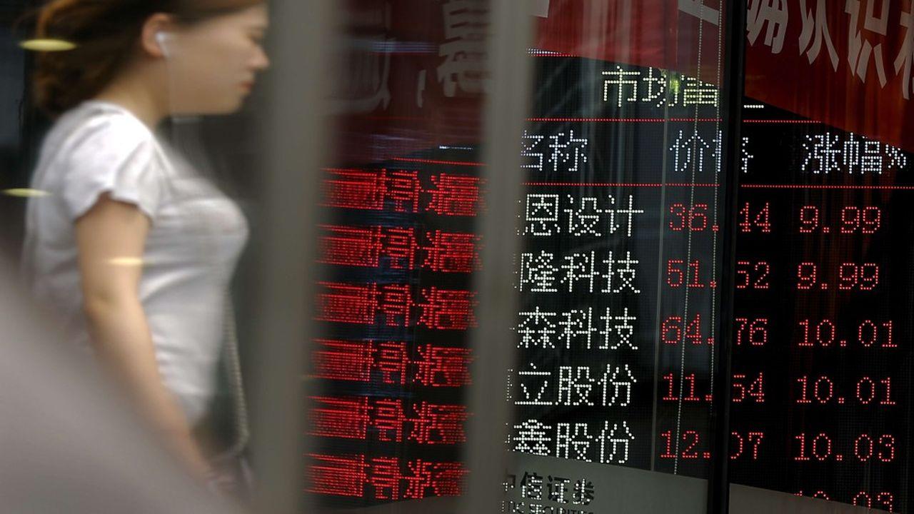 La pondération des valeurs chinoises dans l'indice MSCI des marchés émergents passera d'environ 0,7% actuellement à 3,3%