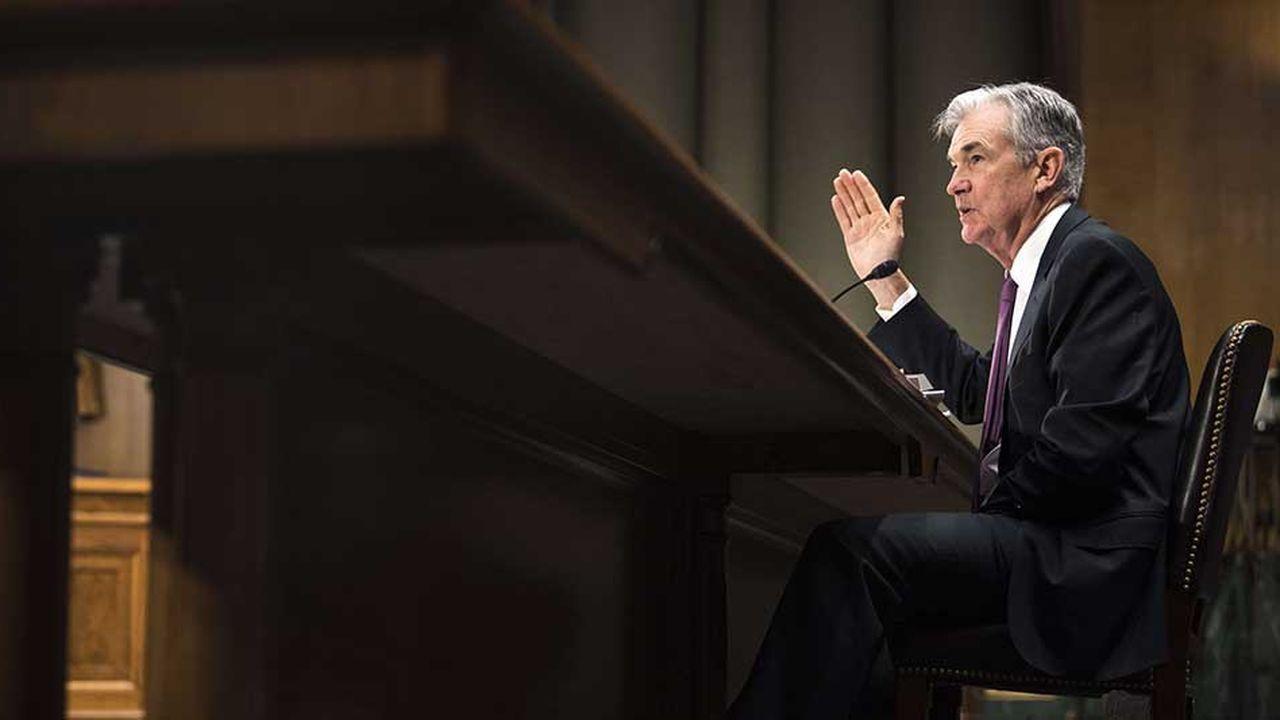 Le président de la banque centrale américaine, Jerome Powell, s'inquiète de la productivité américaine