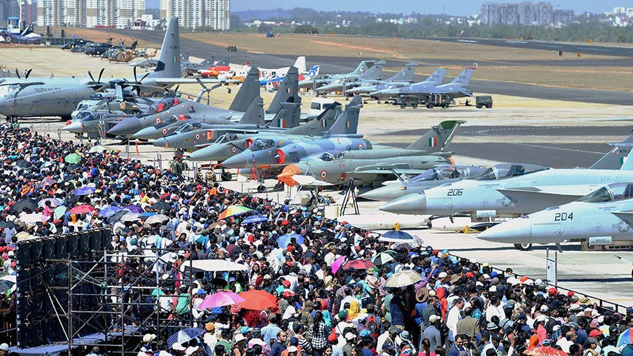 Le Salon Aero India, à Bangalore, a donné une nouvelle occasion aux industriels français de l'aéronautique de confirmer leur intérêt pour le marché indien.