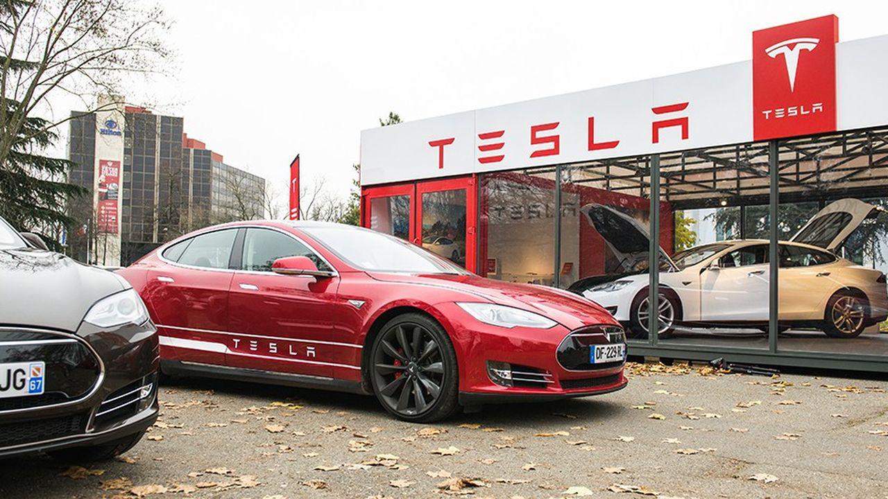 Tesla va convertir une bonne partie de ses points de vente en garages.