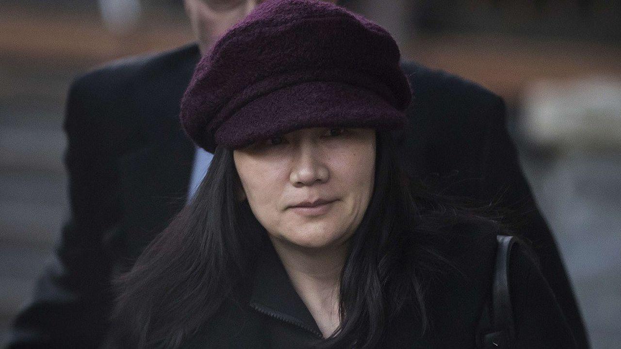 Libérée sous caution le 12décembre avec obligation de rester au Canada, Meng Wanzhou doit comparaître mercredi devant un tribunal de Vancouver