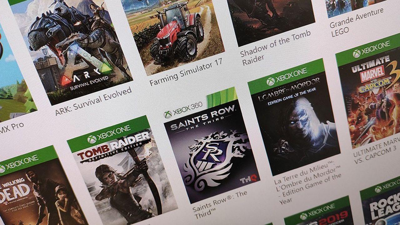 Les fabricants de consoles consolident l'offre d'éditeurs partenaires dans des offres d'abonnement, à l'image du GamePass de Microsoft, du PlayStation Now ou du Switch Online de Nintendo.